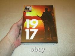 1917 Blu-ray 4k Uhd & 2d Steelbook Lenticular Fanatic Selection No. 04