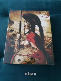 300 Hdzeta 4k Uhd Steelbook Single Lenticular Edition Exclusive Boxset
