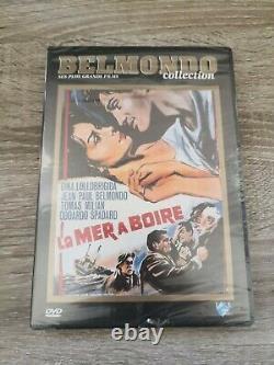 54 DVD Collection Jean-paul Belmondo New 38 DVD New Under Blister