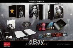 A Star Is Born Hdzeta One Click Box Set Steelbook Full Brief New