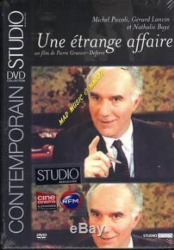 A Strange Case Piccoli / Lanvin / Nathalie Baye DVD New