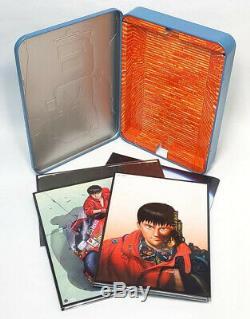 Akira Blu-ray 30 Anniversary Edition
