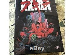 Akira Collector's Box 30 (dvd + Blu-ray)