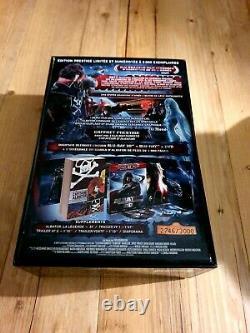 Albator Edition Prestige Limited And Numbered Blu-ray+integrale Manga