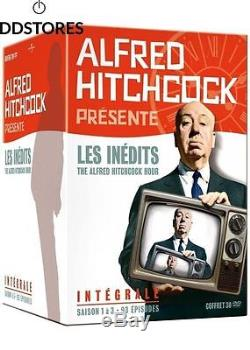 Alfred Hitchcock Presents Les Inédits Intégrale Season 1 To 3