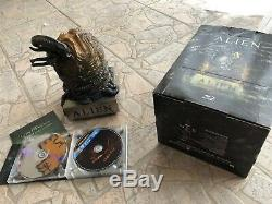 Alien Anthology Limited Edition Box Collector's Box Egg Ultra Blu-ray