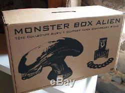 Alien Box Monster Box Alien Head Edition Fr