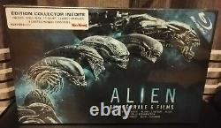 Alien The Complete Box Set Of 6 Films Limited Edition Collector Blu-ray New