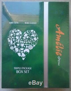 Amelie Poulain Blu-ray Kimchi Exclusive Steelbook Boxset Kimchidvd South Korea