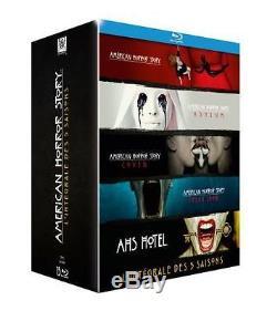 American Horror Story Season 1 To 5