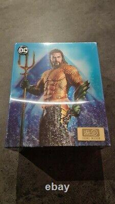 Aquaman Bluray Steelbook Hdzeta Exclusive One-click Boxset Neuf