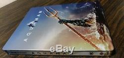 Aquaman U'mania One Click 4k, 3d