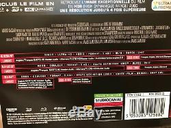 Arm Terminator 2 Blu-ray Uhd 3d 5053083125882 Limited Edition Numbered