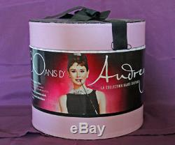 Audrey Hepburn DVD Box 8 Hatbox + Photos (collector, Rare!)
