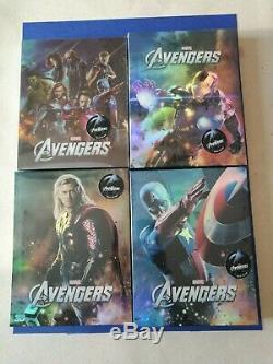 Avengers 1 Novamedia. 1-click. Ne-005. N ° 0152, New, Under Blister