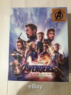 Avengers Endgame Fanatic Selection # 02