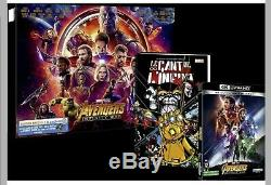 Avengers Infinity War Special Edition New Leclerc Blister