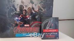 Avengers L'ere D'ultron Booking Box + Edition Steelbook Fnac Neuf