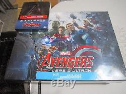 Avengers The Ultron Era Fnac Pre-booking Package More Blu-ray Collect