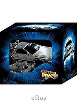 Back To The Future Trilogy Collector's Edition Box 25 New Blu-ray