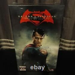 Batman Blu Ray V Superman Dawn Of Justice Statue New Superman Box