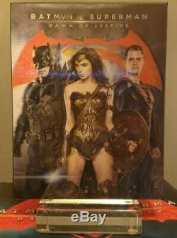 Batman Superman V Exclusive Steelbook Hdzeta 4k Lenticular Slip Super Rare