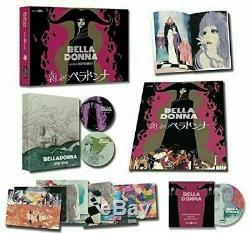 Belladonna Of Sadness Animerama Limited Edition Blu-ray + DVD + Ost New
