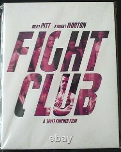 Black Barons #16 Fight Club Fullslip Steelbook Filmarena
