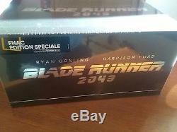 Blade Runner 1982 + Blade Runner 2049 Blu-ray Box 4k Ultra Hd + Blaster Gun