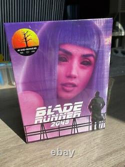 Blade Runner 2049 4k Steelbook Blufans Oab New Sealed And Mint Conditions