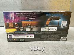 Blade Runner 2049 Blu-ray Collector, Region Free, 4k + 3d + 2d + Steelbook + Blaster