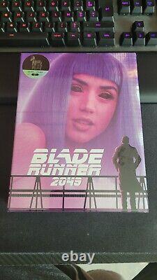 Blade Runner 2049 Blufans Mondo Oab Steelbook 3d Sealed