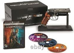 Blade Runner 2049 Box Edition Steelbook 4k Ultra Hd + Blu-ray 3d + Blu-ray