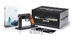 Blade Runner 2049 Box Fnac Steelbook 4k + 3d + 2d + Bonus + Blaster