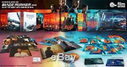 Blade Runner 2049 Collector's Box Maniacs Filmarena Fac # 101 (4x Steelbook)