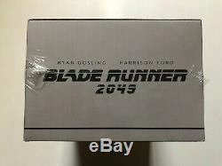 Blade Runner 2049 Edition Fnac Blaster Steelbook Blu-ray 4k / 3d / 2d New