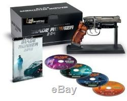 Blade Runner 2049 Steelbook Blu-ray 4k + 3d + 2d + Blaster