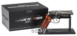 Blade Runner 2049 + Steelbook + Gun Blaster Enclosure Ed. Sp. 1000ex New