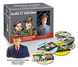 Blake And Mortimer The Complete Collector's Edition Animation
