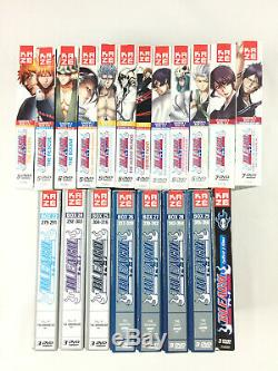 Bleach The Complete Box Lot DVD / Season 1 2 3 4 5 6, Box Episodes 1 To 366