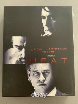 Blu Ray Steelbook Heat Filmarena Like New