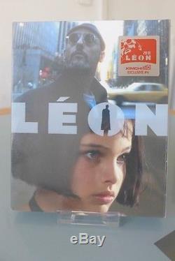 Blu Ray Steelbook Leon Kimchidvd Fullslip New & Sealed New With Vf