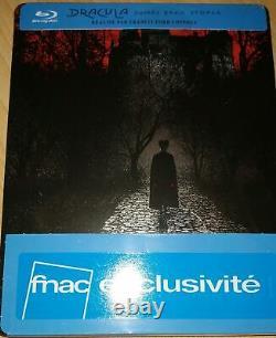 Blu-ray Dracula Steelbook Pop Art Francis F Coppola Rare Neuf