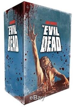 Blu-ray Evil Dead Limited Collector's Edition With Figurine