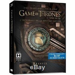 Blu-ray Game Of Thrones Season 6 Limited Edition Steelbook Blu-ray Hb