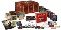 Blu-ray Harry Potter The Complete Edition Prestige Limited Edition Edition