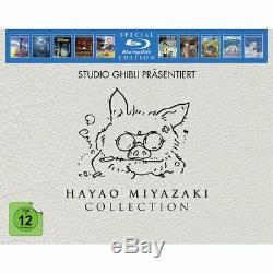 Blu-ray Hayao Miyazaki Bd Collection
