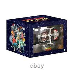 Blu-ray New Captain Flam-l'integral Remastered Edition + Figurine