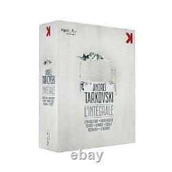 Blu-ray Nine Andrei Tarkovski Full (7 Blu-ray + 2 Dvd) Version Restored