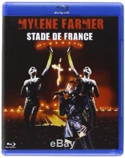 Blu-ray Stade De France Blu-ray Mylène Farmer François Hanss
